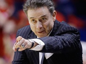 Rick Pitino Louisville Action Photo 405x225