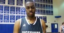 Westwind Prep 6-foot-11 prep post Kingsley Okoroh is heating up after emerging recently as a large post prospect in the state.  Okoroh is beginning to hear from a large number of high-major division-I college programs, and is the state's top available college prospect.