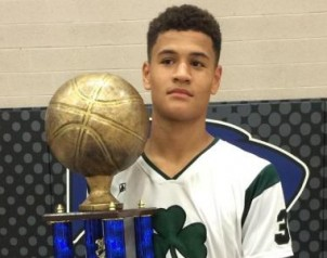 Josh Green I-10 Celtics Champs Player Profile 405x300