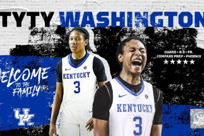 Ty Ty Washington Gives Huge Verbal to Kentucky, Adds To Story