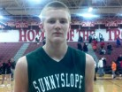 Sunnyslope High School's emerging 6-foot-9 junior post Michael Humphrey impressed the fans in attendance on Saturday at this year's Southwest Showcase Summer Championships in Avondale, AZ.  Humphrey was selected as our 2013 Most Improved Player of the Year.  Humphrey has developed into a serious high-major division-I prospect.
