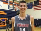Corona Del Sol High School's new transfer, 6-foot-6 190-pound junior wing prospect Dane Kuiper is our top small forward in Arizona's 2015 class, and also the top[ overall prospect in the class.  Kuiper gave an early verbal commitment to the University of New Mexico this summer.