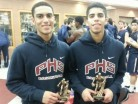 Perry High School (4-0) is off to an excellent start this season, after winning this year's Paradise Valley High School Invitational.  Perry is led by the strong backcourt play of brothers, 5-foot-10 senior guard Jordan Howard and 5-foot-10 freshman guard Markus Howard.