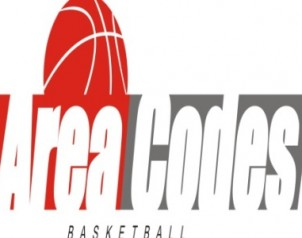 Area Codes Basketball Logo 405x300
