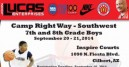 John Lucas Camp Right Way Banner 405x225